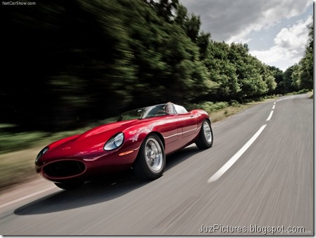 Jaguar E-Type Speedster2