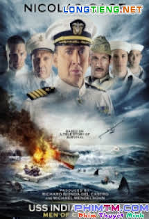 Chiến Hạm Indianapolis: Thử Thách Sinh Tồn - USS Indianapolis: Men of Courage Tập HD 1080p Full