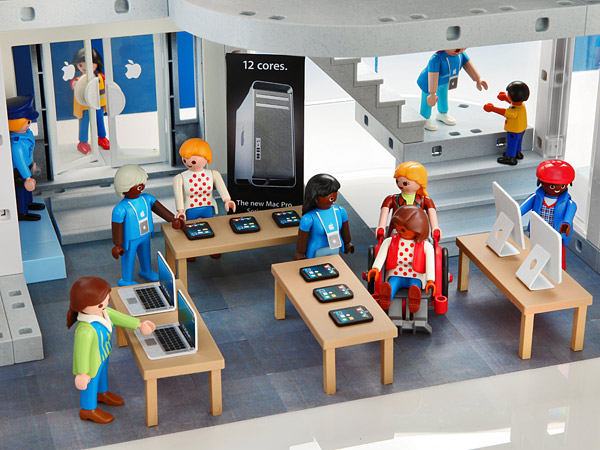 E8bb playmobil apple store sales floor