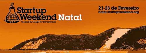Banner Start Up Weekend Natal