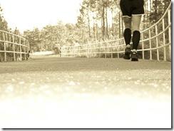 running away1