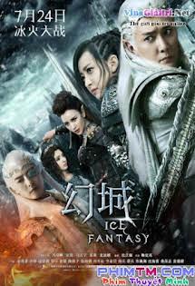Huyễn Thành - Vương Quốc Ảo - Ice Fantasy
