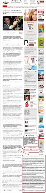Libération o la messorga d'esquèrra