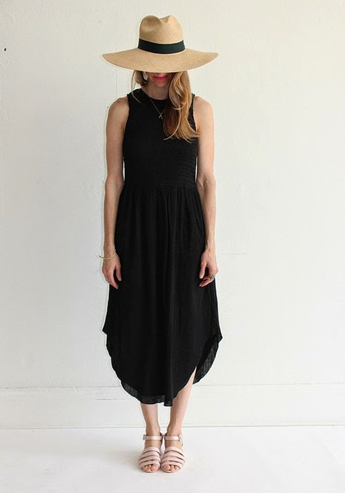 summer ulla johnson black