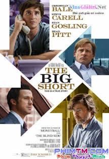 Đại Suy Thoái - The Big Short Tập 1080p Full HD