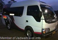 Travel rahayu Jakarta Sragen