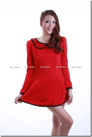 peplum030red