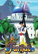 Hoàng Tử Farhat Và Viên Pha Lê Bọ Cạp