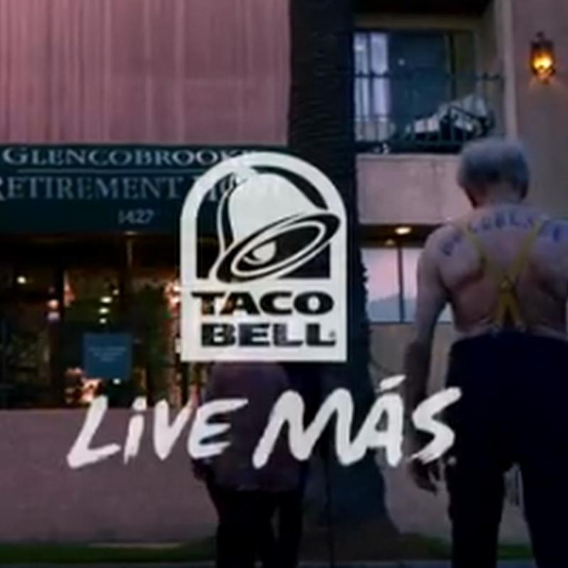 Taco Bell no envejece