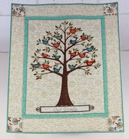 family tree wall hanging