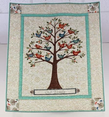 family tree wall hanging