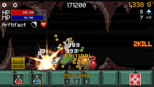 Buff Knight! - RPG Runner - screenshot