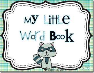 My Little Word Book Titile Pic