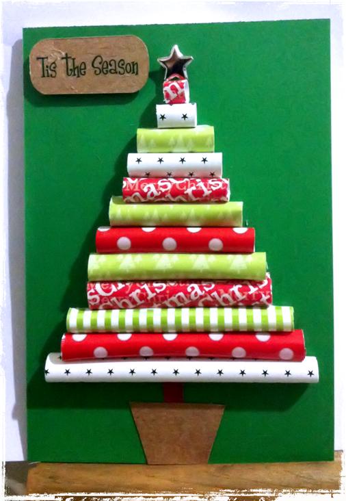 paper roll tree 2
