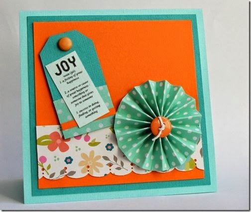 Joy - Robyn Wood