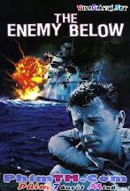 Quân Thù Đáy Biển - The Enemy Below Tập 1080p Full HD