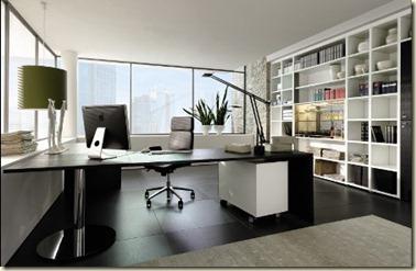 decoración de oficinas modernas10