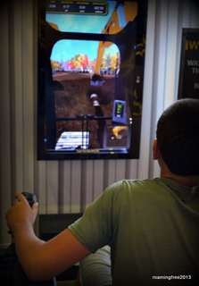 Bryce plays virtual worker