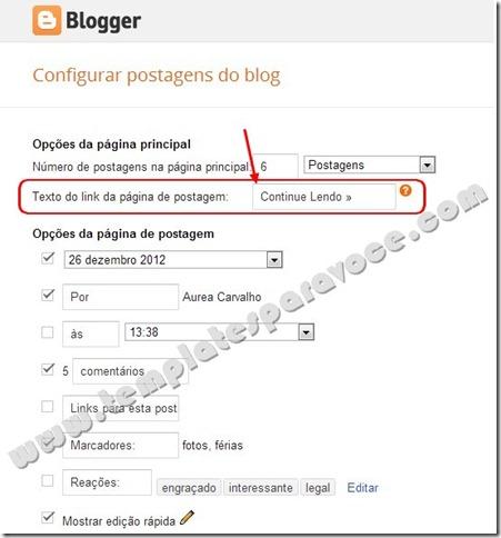 Leia Mais automático Blogger01