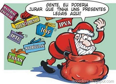 Papai-Noel-engraçado