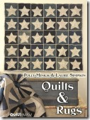 Quilts-Rugs-Minick-Simpson-books