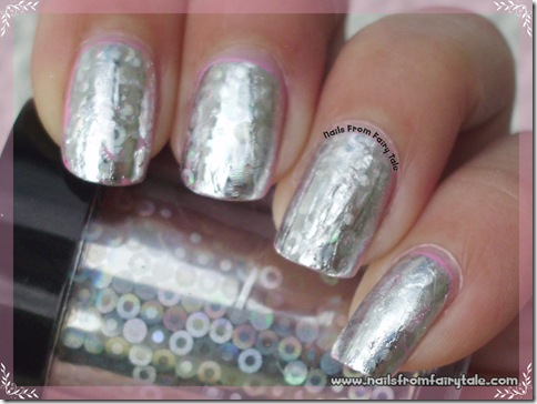 nail foil tutorial final look 4