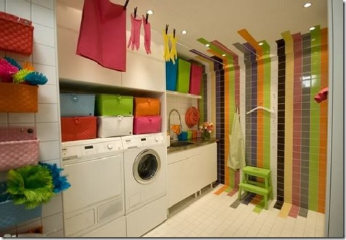 colorful laundry room 2