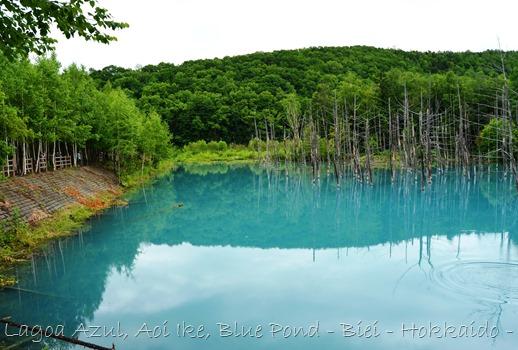 Lagoa Azul - Biei - Hokkaido - Glória Ishizaka - 32