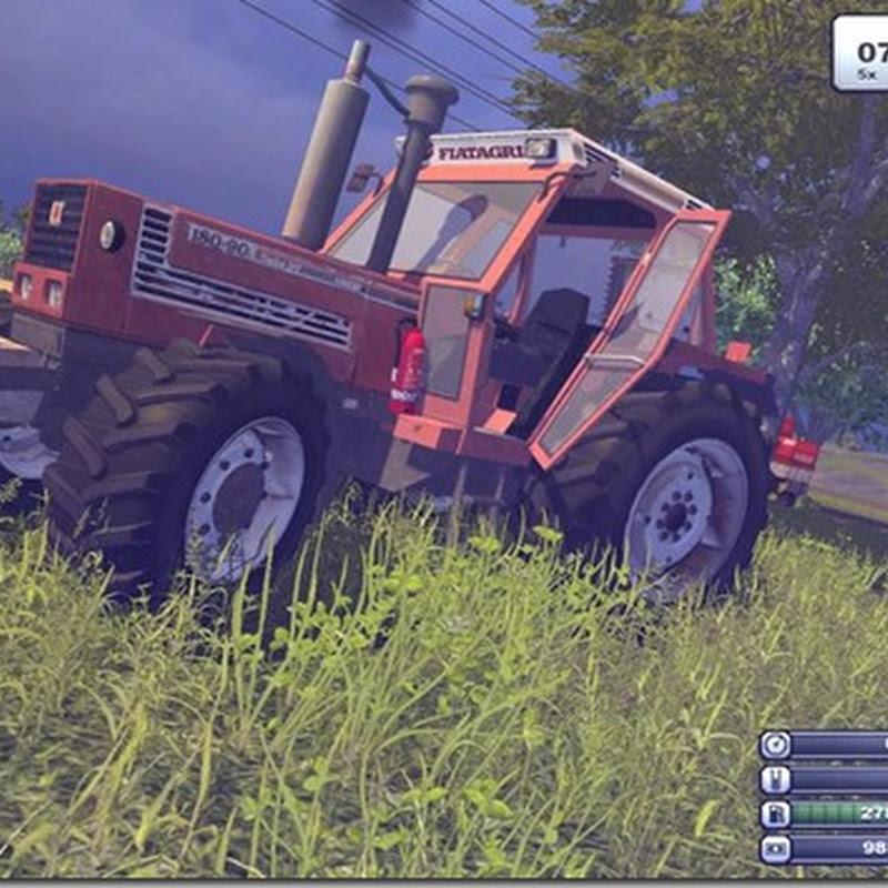 Farming simulator 2013 – Fiat Agri 180 90 v 1.1