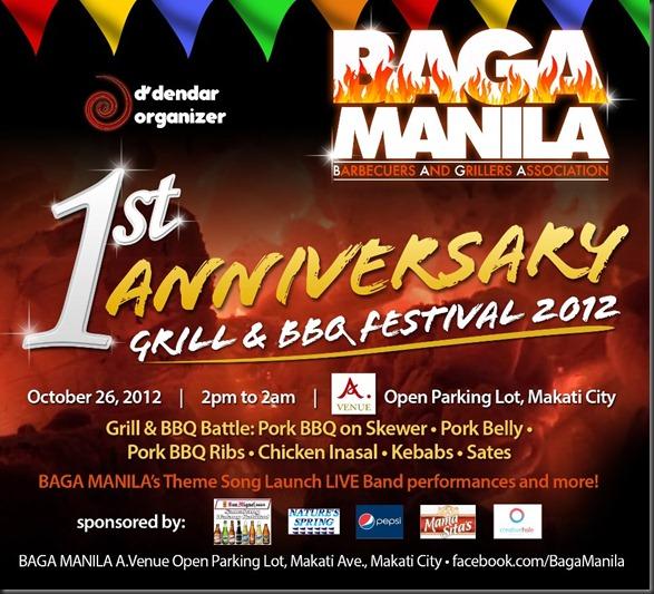 BAGA Manila FB Poster