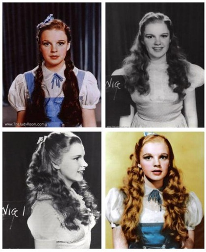 judy garland 5 wiz of oz