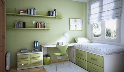 Study Room In Kids Bedroom Interior Design Ideas From Sergi (2)