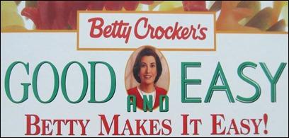 betty crocker book title