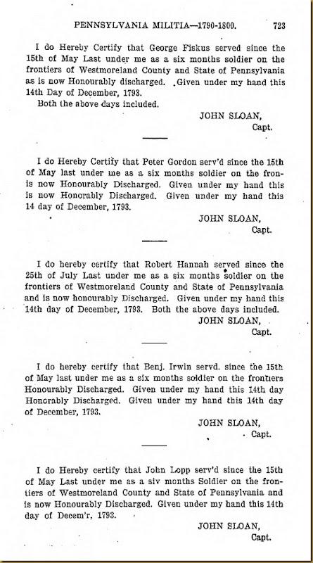 Ben Iriwn Series 6, Volume V, Page 723