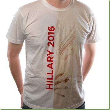 bkeyser hillary 2016 shirt