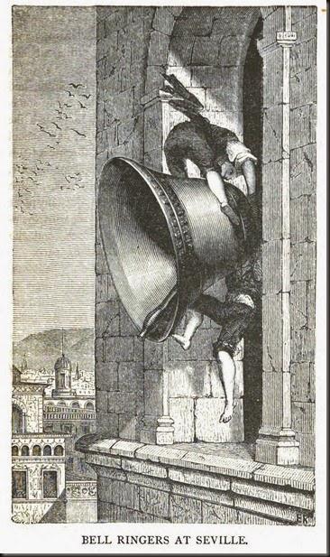 BELL RINGERS AT SEVILLE