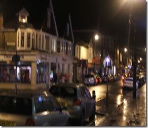 Camberey Street Scene