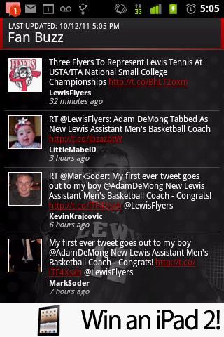 【免費運動App】Lewis Flyers-APP點子