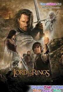 Chúa Tể Những Chiếc Nhẫn 3: Sự Trở Về Của Nhà Vua - The Lord of the Rings: The Return of the King (2003) Tập HD 1080p Full