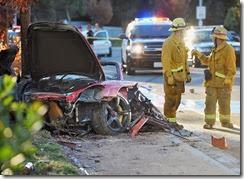 Porshe Carrera GT Merenggut Nyawa Paul Walker dalam Kecelakaan Tunggal (6)