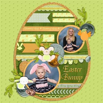 Romajo - Bunny Hop - Easter Bunny