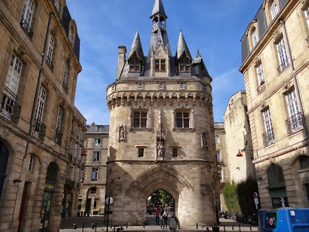 Poarta cetatii Bordeaux