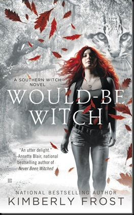 Would-Be Witch (Southern Witch #1) by Kimberly Frost