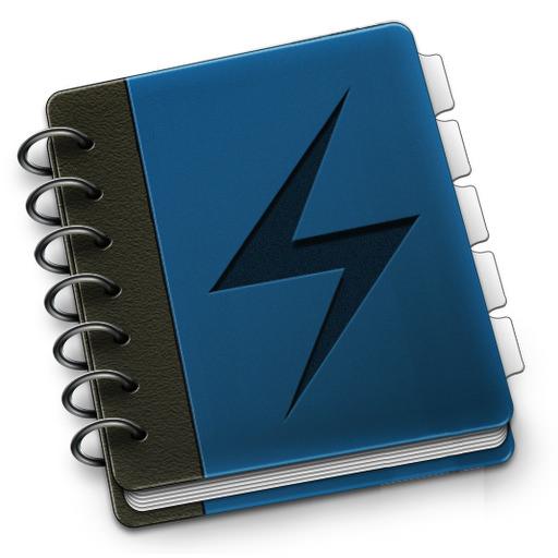 Mac app utilities fast address book2