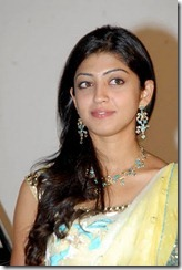 Telugu Actress Pranitha _in half saree