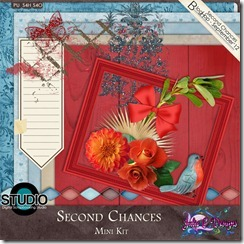 Second Chances Blog Hop