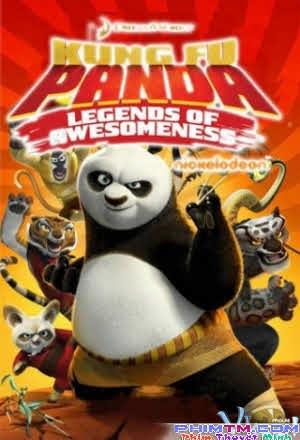 Kung Fu Gấu Trúc Huyền Thoại Anh Hùng