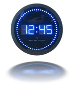 round-led-animated-digital-clock