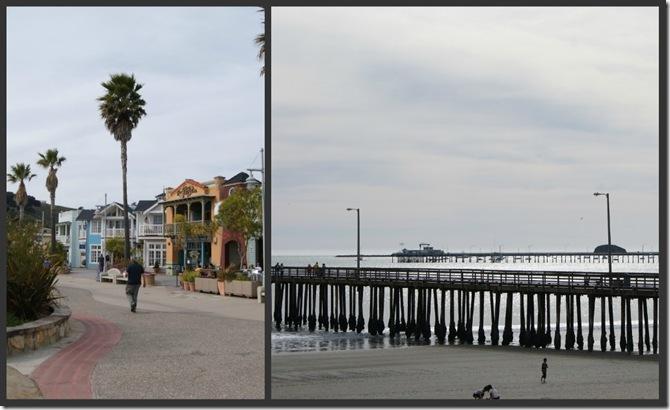 Avila Beach collage