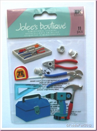 Jolee's Boutique Stickers